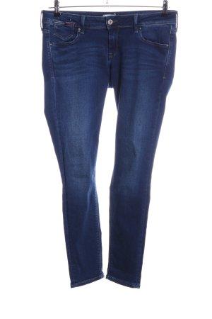 "Hilfiger Denim Skinny Jeans ""Ultra Low Rise Skinny"" blau"