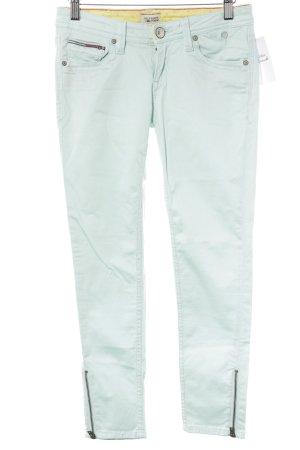 Hilfiger Denim Skinny Jeans babyblau-gelb Casual-Look