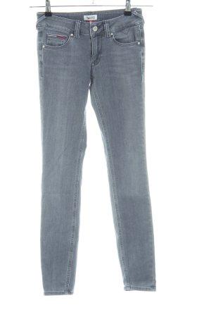 Hilfiger Denim Skinny Jeans hellgrau Casual-Look