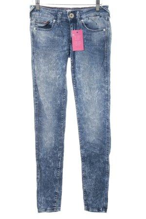 Hilfiger Denim Skinny Jeans blau-hellbeige Casual-Look