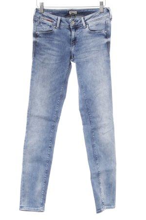 Hilfiger Denim Skinny Jeans blau-stahlblau Casual-Look