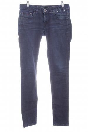 Hilfiger Denim Skinny Jeans dark blue casual look