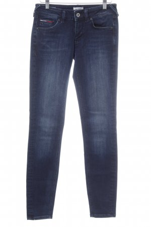 Hilfiger Denim Skinny Jeans dunkelblau Jeans-Optik