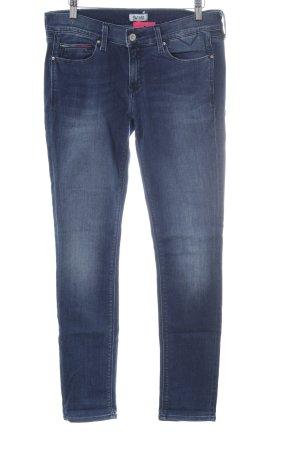 Hilfiger Denim Skinny Jeans dunkelblau-stahlblau Casual-Look
