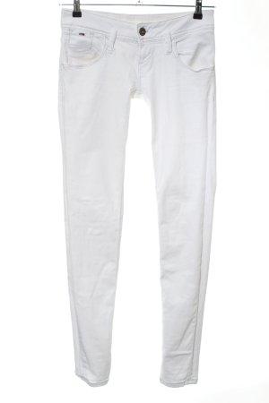 Hilfiger Denim Skinny Jeans weiß Casual-Look