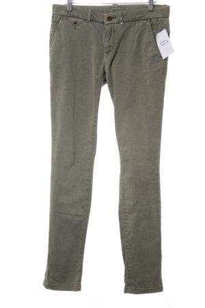 Hilfiger Denim Skinny Jeans green grey casual look
