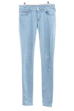 Hilfiger Denim Skinny Jeans himmelblau Casual-Look