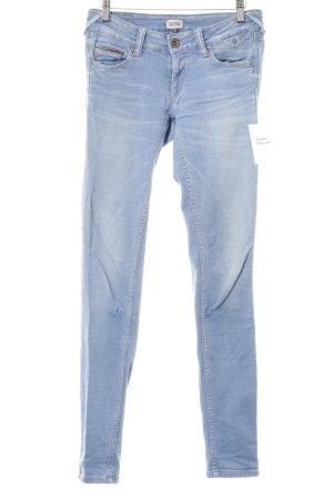 Hilfiger Denim Skinny Jeans himmelblau klassischer Stil