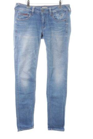 Hilfiger Denim Skinny Jeans himmelblau-kornblumenblau Casual-Look