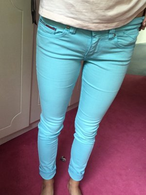 Hilfiger Denim Skinny Jeans in Himmelblau