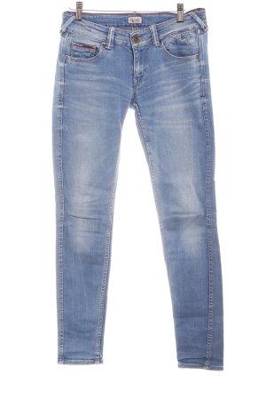 Hilfiger Denim Skinny Jeans kornblumenblau Casual-Look