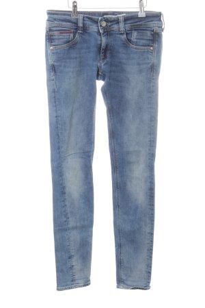 Hilfiger Denim Skinny Jeans kornblumenblau-stahlblau Casual-Look
