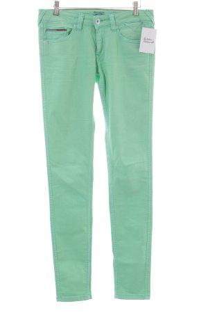 Hilfiger Denim Skinny Jeans mint Casual-Look