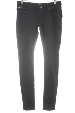 Hilfiger Denim Skinny Jeans schwarz Casual-Look