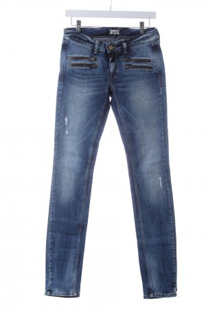 "Hilfiger Denim Skinny Jeans ""Sophie Multi Zip Avdst Aveley Destructed Stretch"""