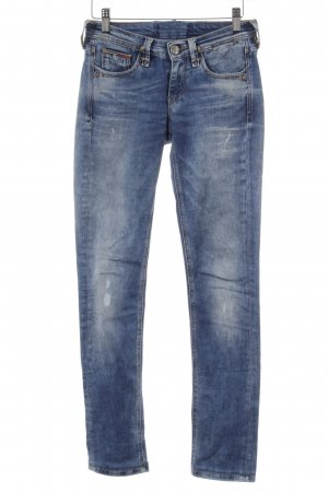 Hilfiger Denim Skinny Jeans stahlblau Casual-Look