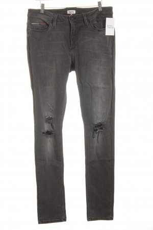 Hilfiger Denim Skinny Jeans taupe Casual-Look