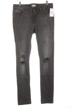 Hilfiger Denim Jeans skinny taupe style décontracté