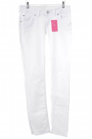 Hilfiger Denim Skinny Jeans wollweiß Casual-Look