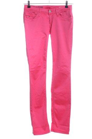 Hilfiger Denim Slim Jeans pink Casual-Look