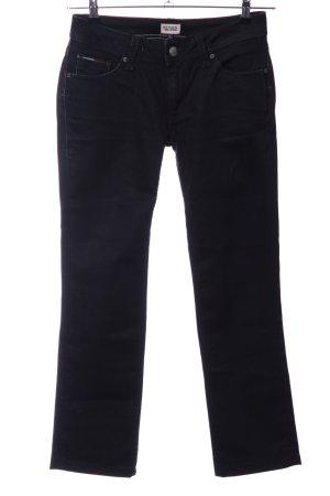Hilfiger Denim Slim Jeans schwarz Casual-Look