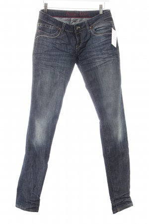 Hilfiger Denim Slim Jeans blau Casual-Look