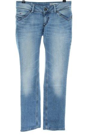"Hilfiger Denim Slim Jeans ""Victoria Sraight"" blau"