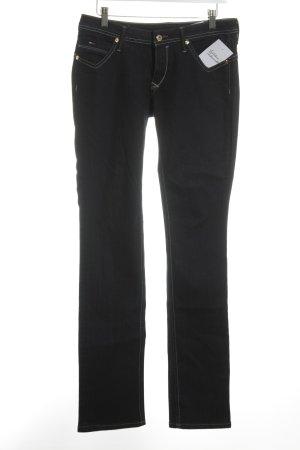 Hilfiger Denim Slim Jeans dunkelblau Casual-Look