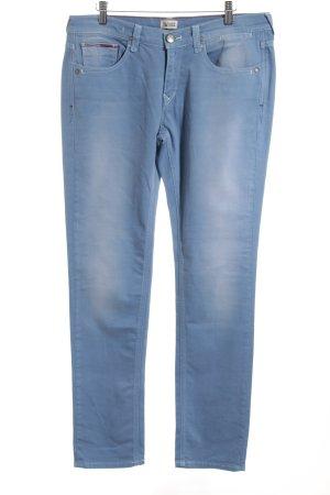 Hilfiger Denim Slim Jeans hellblau Casual-Look