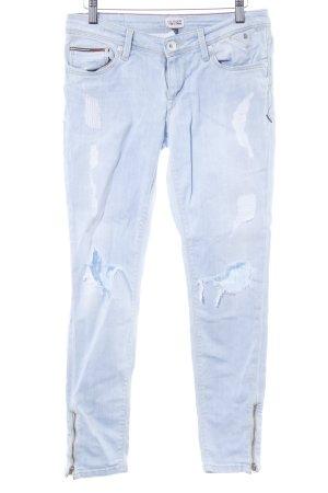 Hilfiger Denim Slim Jeans himmelblau Casual-Look