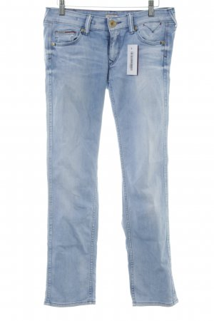 Hilfiger Denim Jeans slim fit azzurro stile casual