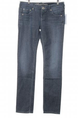 Hilfiger Denim Slim Jeans kornblumenblau Casual-Look