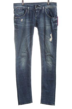 "Hilfiger Denim Slim Jeans ""Nevada Zip"" dunkelblau"