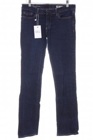 "Hilfiger Denim Slim Jeans ""NINA STRAIGHT"" dunkelblau"