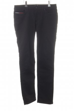 Hilfiger Denim Slim Jeans schwarz Jeans-Optik