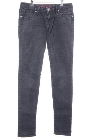 Hilfiger Denim Slim Jeans taupe Washed-Optik