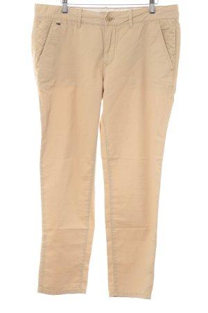 Hilfiger Denim Pantalon en jersey beige style décontracté