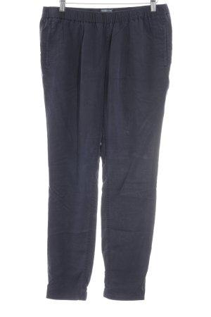 Hilfiger Denim Pantalon en jersey bleu foncé style simple
