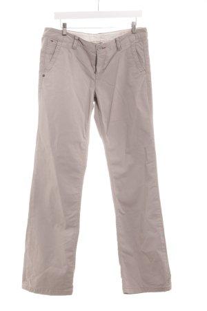 Hilfiger Denim Pantalon en jersey gris clair style décontracté