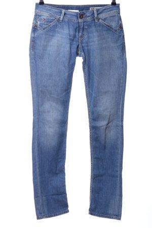"Hilfiger Denim Straight-Leg Jeans ""VICTORIA STRAIGHT"" blau"