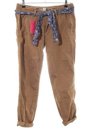 Hilfiger Denim Straight-Leg Jeans braun Casual-Look