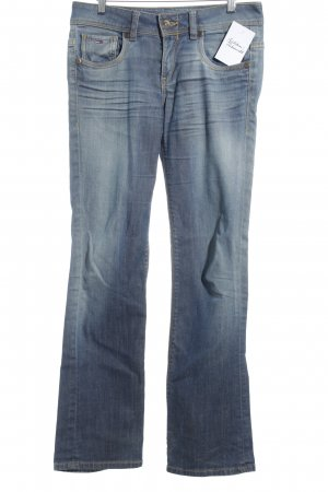 Hilfiger Denim Straight-Leg Jeans blassblau Casual-Look