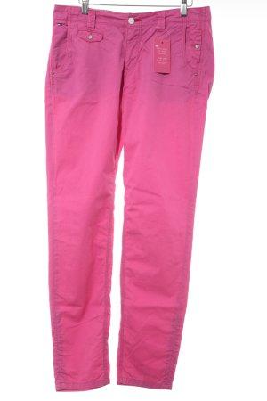 Hilfiger Denim Straight-Leg Jeans pink extravaganter Stil