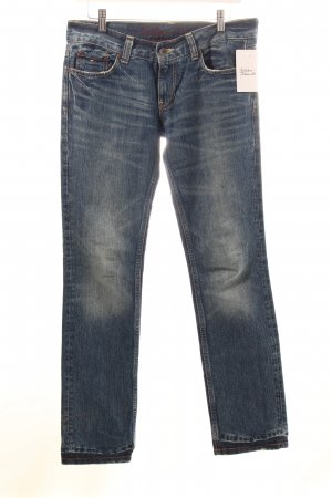"Hilfiger Denim Straight-Leg Jeans ""Roadster"" stahlblau"
