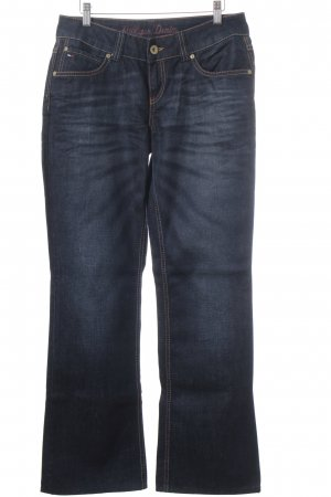"Hilfiger Denim Straight-Leg Jeans ""Sally"" dunkelblau"