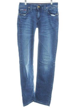 "Hilfiger Denim Straight-Leg Jeans ""Suzzy Mast"" blau"