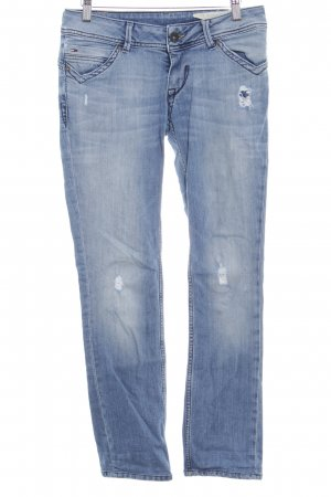"Hilfiger Denim Straight-Leg Jeans ""VICTORIA Aurora Stretch"""
