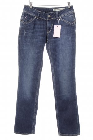 "Hilfiger Denim Straight-Leg Jeans ""Victoria"" dunkelblau"