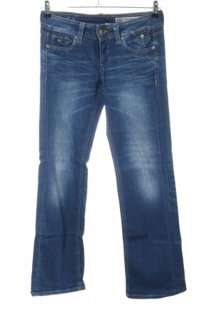 Hilfiger Denim Stretch Jeans blau Casual-Look