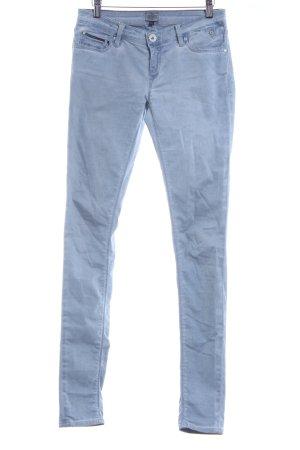 Hilfiger Denim Stretch Jeans blassblau-hellbeige Casual-Look